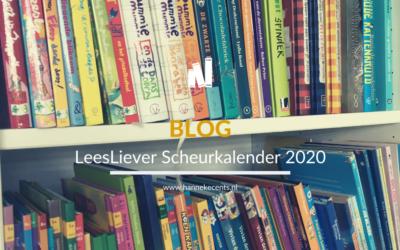 LeesLiever Scheurkalender 2020