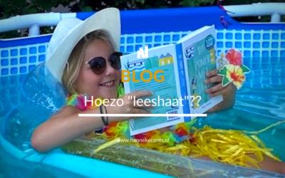 """Hoezo """"leeshaat""""??"""